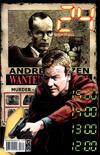 Cover Thumbnail for 24: Nightfall (2006 series) #3 [Joe Corroney Cover]