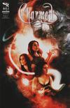 Cover for Charmed (Zenescope Entertainment, 2010 series) #4 [David Seidman Cover]