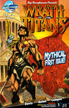 Cover for Wrath of the Titans (Bluewater / Storm / Stormfront / Tidalwave, 2007 series) #1 [Nadir Balan Cover B]