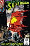 Cover Thumbnail for Superman (1987 series) #75 [Fourth Printing]