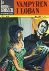 Cover for Lomme-Grøsser (Illustrerte Klassikere / Williams Forlag, 1973 series) #5