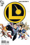 Cover for Legion of Super-Heroes (DC, 2010 series) #9
