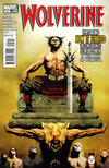 Cover for Wolverine (Marvel, 2010 series) #5