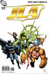 Cover for Justice League of America (DC, 2006 series) #53