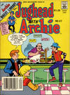 Cover for Jughead with Archie Digest (Archie, 1974 series) #67 [Canadian]