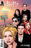 Cover for Buffy the Vampire Slayer Season Eight (Dark Horse, 2007 series) #40 [Alternate Cover - Georges Jeanty, Dexter Vines, & Michelle Madsen]