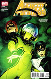 Cover for Avengers Academy (Marvel, 2010 series) #8
