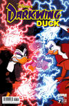 Cover for Darkwing Duck (Boom! Studios, 2010 series) #7 [Cover A]