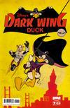 Cover for Darkwing Duck (Boom! Studios, 2010 series) #7 [Cover B - Sabrina Alberghetti]