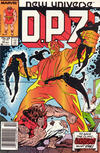 Cover for D.P. 7 (Marvel, 1986 series) #12 [Newsstand]