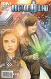 Cover for Doctor Who (IDW, 2011 series) #1 [Cover A]
