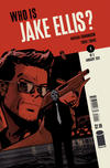 Cover for Who Is Jake Ellis? (Image, 2011 series) #1