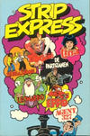 Cover for Strip express (Oberon, 1980 series)