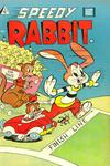 Cover for Speedy Rabbit (I. W. Publishing; Super Comics, 1958 series) #1 [b]