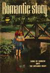 Cover for Romantic Story (Fawcett, 1949 series) #9