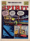 Cover for The Spirit (Register and Tribune Syndicate, 1940 series) #5/20/1945
