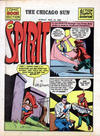 Cover for The Spirit (Register and Tribune Syndicate, 1940 series) #5/13/1945