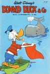 Cover for Donald Duck & Co (Hjemmet / Egmont, 1948 series) #38/1972