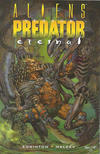 Cover for Aliens vs. Predator: Eternal (Dark Horse, 1999 series)