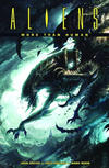 Cover for Aliens: More Than Human (Dark Horse, 2010 series)