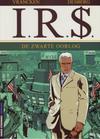 Cover for I.R.$. (Le Lombard, 1999 series) #8 - De zwarte oorlog