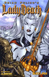 Cover Thumbnail for Brian Pulido's Lady Death: Blacklands (2006 series) #1 [Premium]