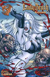 Cover Thumbnail for Brian Pulido's Lady Death: Blacklands (2006 series) #1 [Decapitate]