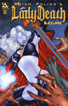 Cover Thumbnail for Brian Pulido's Lady Death: Blacklands (2006 series) #1 [Combat]
