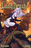 Cover Thumbnail for Brian Pulido's Lady Death: Blacklands (2006 series) #1 [Martin]
