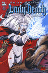 Cover Thumbnail for Brian Pulido's Lady Death: Blacklands (2006 series) #1 [Blood Queen Wrap]