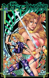 Cover Thumbnail for 10th Muse / Demonslayer (2002 series) #1 [Shaw]