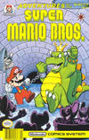 Cover for Adventures of the Super Mario Bros. (Acclaim / Valiant, 1990 series) #8