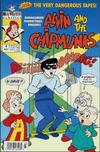 Cover for Alvin & The Chipmunks (Harvey, 1992 series) #4