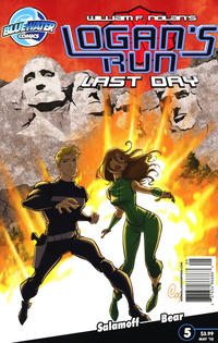 Cover Thumbnail for Logan's Run (Bluewater / Storm / Stormfront / Tidalwave, 2010 series) #5