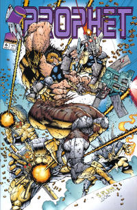 Cover Thumbnail for Prophet (Image, 1993 series) #6