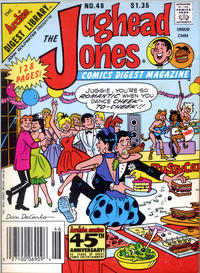 Cover Thumbnail for The Jughead Jones Comics Digest (Archie, 1977 series) #46 [Newsstand]