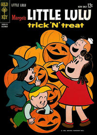 Cover Thumbnail for Marge's Little Lulu (Western, 1962 series) #170