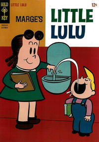 Cover Thumbnail for Marge's Little Lulu (Western, 1962 series) #182