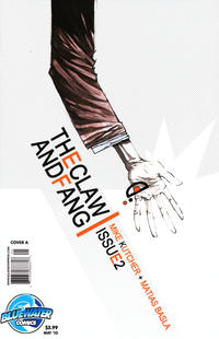 Cover Thumbnail for The Claw and Fang (Bluewater / Storm / Stormfront / Tidalwave, 2010 series) #2