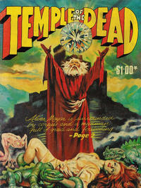 Cover Thumbnail for Temple of the Dead (Gredown, 1983 ? series)