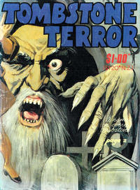 Cover Thumbnail for Tombstone Terror (Gredown, 1982 ? series)