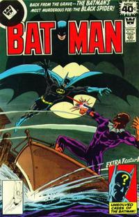 Cover Thumbnail for Batman (DC, 1940 series) #306 [Whitman cover]