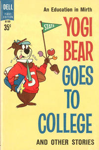 Cover Thumbnail for Yogi Bear Goes to College (Dell, 1961 series) #B199