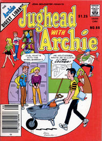 Cover Thumbnail for Jughead with Archie Digest (Archie, 1974 series) #66