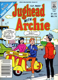 Cover Thumbnail for Jughead with Archie Digest (Archie, 1974 series) #74
