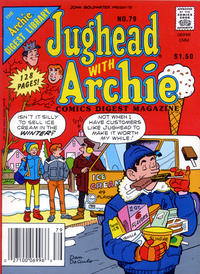 Cover Thumbnail for Jughead with Archie Digest (Archie, 1974 series) #79 [Canadian]