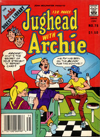 Cover Thumbnail for Jughead with Archie Digest (Archie, 1974 series) #75 [Canadian]