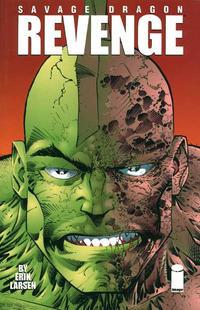 Cover Thumbnail for Savage Dragon (Image, 1996 series) #5 - Revenge