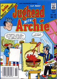 Cover Thumbnail for Jughead with Archie Digest (Archie, 1974 series) #72 [Canadian]
