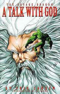 Cover Thumbnail for Savage Dragon (Image, 1996 series) #[7] - A Talk with God